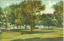 Marietta, OH  A 1909 Walk in the Park
