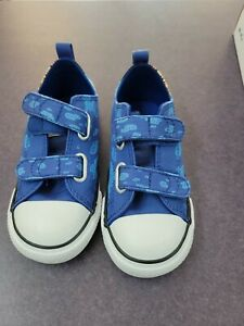 Converse Dinoverse Size 10 Infant Low Topshoes (LC1)