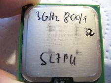 Intel Pentium 4 HT Proc 530 530J 3,0 GHz, 1MB Cache, 800 MHz FSB 775 SL7PU SL7J6