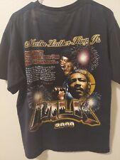 New listing Vintage Dated 2000 Mlk Rap Tee Size L Vintage T Shirt