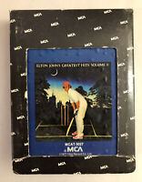 Elton John's Greatest Hits Vol II 8-Track Tape 1977  MCAT-3027 Very Rare!