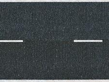 PLUS 60410 échelle H0, Route asphaltée, noir, 100x4,8cm ( 1qm=