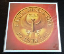 "Earth, Wind & Fire The Best of EWF Vol. 1 2011 Columbia 5"" Mini LP CD RM JK-8"