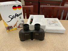 Steiner Safari II 8x30 Binoculars - Vintage