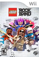 LEGO Rock Band - Nintendo  Wii Game