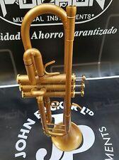 John Packer 251SW Gold Frost Bb Trumpet- Inter/Pro