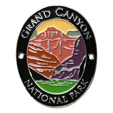 Grand Canyon National Park Walking Hiking Stick Medallion - Arizona