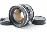 Canon FL 58mm f/1.2 MF Standard Lens FD Mount SLR Camera from Japan [Exc+++]