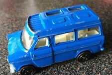 CORGI Juniors Whizzwheels 40 FORD TRANSIT Caravan Camper Van MARTIN Walters