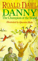 Danny, the Champion of the World, Roald Dahl | Paperback Book | Good | 978014037