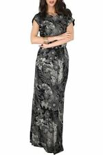 Viscose Party Paisley Stretch, Bodycon Dresses for Women