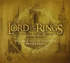 LORD OF THE RINGS Soundtrack Special Edition Box-Set CD NEW 2003