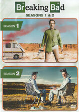Breaking Bad - Temporada 1 y 2 (Set) Nuevo DVD