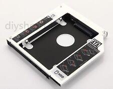 for Asus N43 N45 N55 N53 N53S N73 SATA 2nd HDD SSD Hard Drive Caddy Adapter Bay
