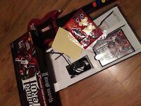 Guitar Hero II Bundle (Sony PlayStation 2, 2006) GUITAR + GAME  IN BOX