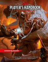 NEW 5th Edition D and D Players Handbook Dungeons and Dragons Hardcopy DD RPG 5E
