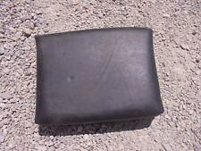 """Universal JD Allis AC Farmall IH padded square seat cushion 14 3/4"""" x 19 3/4"""""""