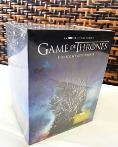 GAME OF THRONES: The Complete Series DVD ( Seasons 1-8) BOX SET NEW!!