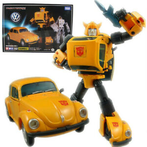 Transformers Masterpiece MP21 Beetle Bumblebee Action Figure 14CM Toy