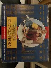 Webster's 10 Volume Family Encyclopedia, paperback, 1996-97 Edition