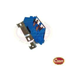 Cerradura de Encendido Interruptor Jeep CJ Modelos Cherokee Wrangler Wagoneer