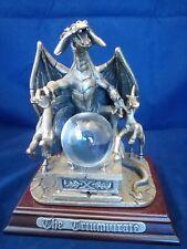 Vintage Myth And Magic Dragon Figure - The Triumvirate