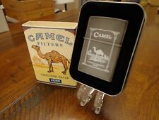 CAMEL SINCE 1913 2 SIDED PACK GRAPHIC ZIPPO LIGHTER MINT IN BOX