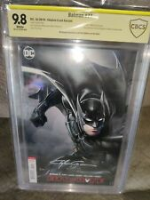 BATMAN #77 CLAYTON CRAIN SIGNED 9.8 CBCS not CGC