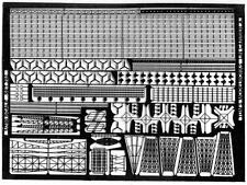 Tom's Model 702 x 1/700 WWII General Japanese Carrier Detail Set
