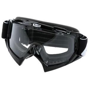 O'Neal B-Flex Goggle Brille schwarz Moto Cross Mountainbike Downhill MTB MX Trai