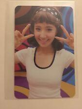 KPOP JPOP SNSD GG Girl's Generation Yuri Hoot B Photocard