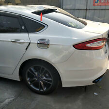 Unpainted Rear Roof Spoiler For Ford Mondeo Fusion 4DR Sedan 2014-2018 NEW