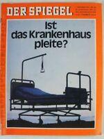 DER SPIEGEL 7. Dezember 1970 Nr. 50 B-13591