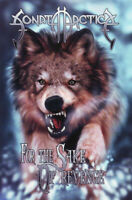 DVD Sonata Arctica ‎– For The Sake Of Revenge Usa 2006 Sealed