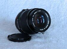 Canon FD 100 mm f 2,8
