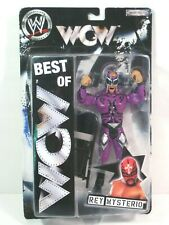 2005 JAKKS Pacific WWE Best of WCW Rey Mysterio Wrestling Action Figure New