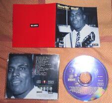 CD HOWLIN' WOLF Howlin At The Sun Best Of ... BLUES R&B