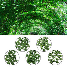 12x 7.87ft Artificial Ivy Vine Fake Foliage Dried Flower Leaf Garland Plant Home