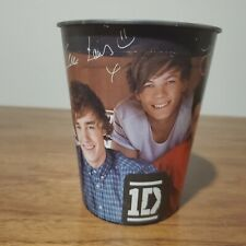 One Direction 1D Black Autographed Party Collectible Cup