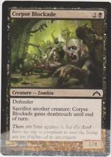 x4 MTG Collectible Card Games 4x Corpse Blockade