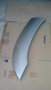 2001-2004 Toyota Sequoia rear right quarter upper  moulding  paint code OEM