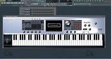 Roland Fantom G8 VST Plugin + Sounds samples
