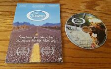 The Journey (DVD, 2003) Eric Saperston documentary road trip film Aspyr