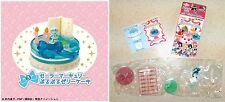 Sailor Moon Crystal Birthday Cake Sailor Mercury Ami Mizuno Re-Ment Licensed New