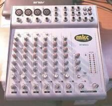 MIXER Professionale MXM802 MKC Pro Line 8 canali Usato pari al Nuovo