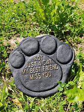 Cat Memorial Paw