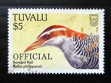 Birds Used Australian & Oceanian Stamps