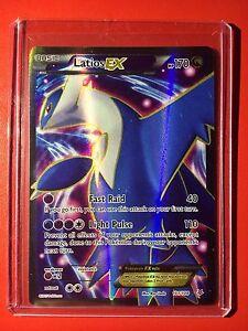 Pokemon Card - Full Art Latios EX XY Roaring Skies Set 101/108 Ultra Rare Holo M
