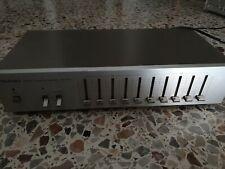 Technics SH-8010 equalizzatore grafico-equalizer