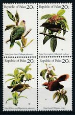 [126275] Palau Birds good set of stamps very fine MNH